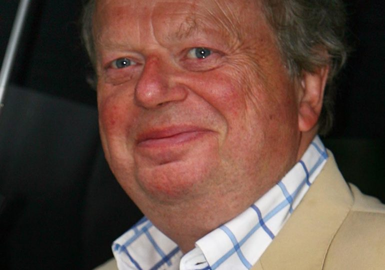 In conversation with John Sergeant
