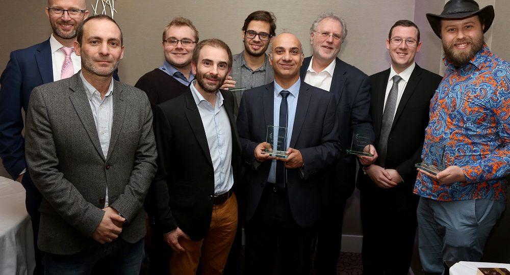 Awards for business partnerships