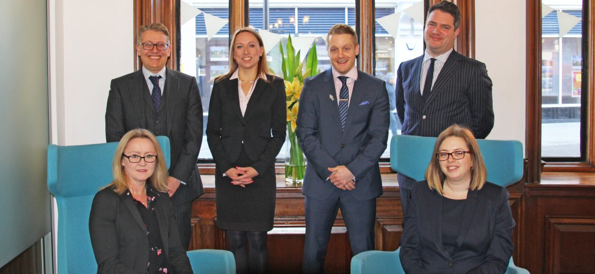 Law firm appoints two new partners