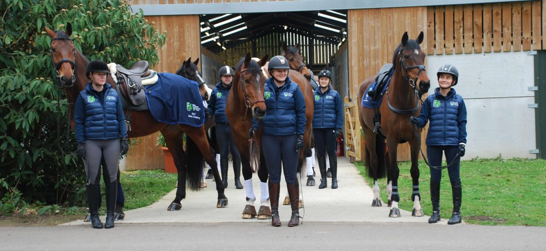 Birkett Long supports new riding initiative