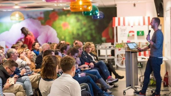 Marketing Meetup comes to town