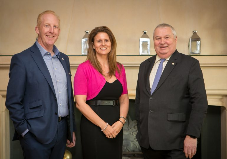 Tees and Wortley Byers celebrate successful merger