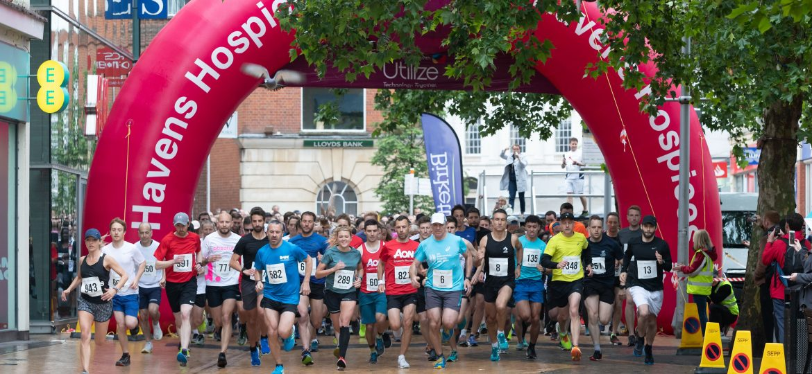 Runners out in force for Birketts' final Race4Business