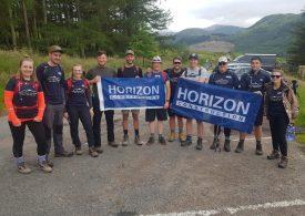 Horizon Construction team rises to the challenge
