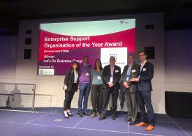 Invest ESSEX celebrates award success under Let's Do Business Group umbrella