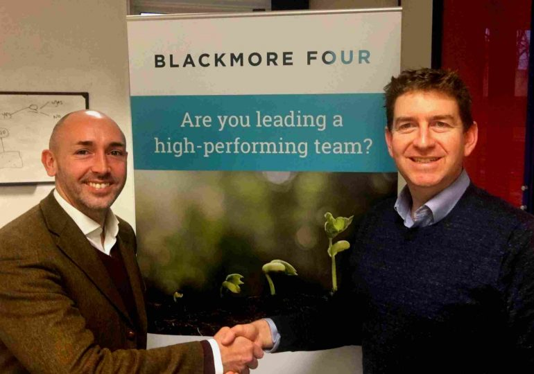 New post at Blackmore Four