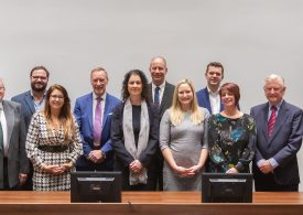 Local firms commit support to the Brentwood Business Partnership