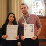 Honour for council apprentice