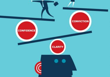 Three business essentials: CLARITY, confidence and conviction