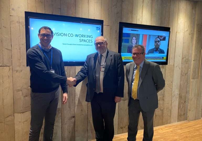 Invest ESSEX showcases the best of Essex business to local councillor