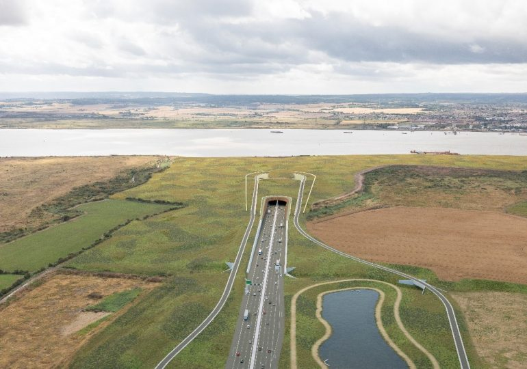 New consultation into Lower Thames Crossing plans