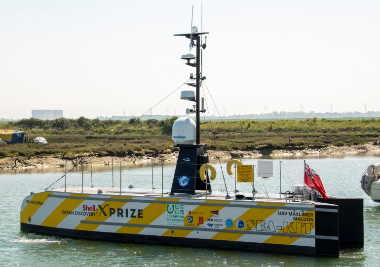 University of Essex joins forces with maritime specialist SEA-KIT International