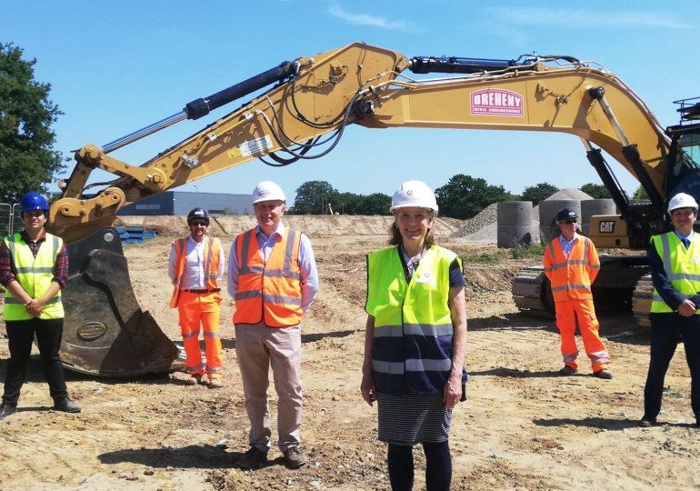 Construction work to begin on Northern Gateway development