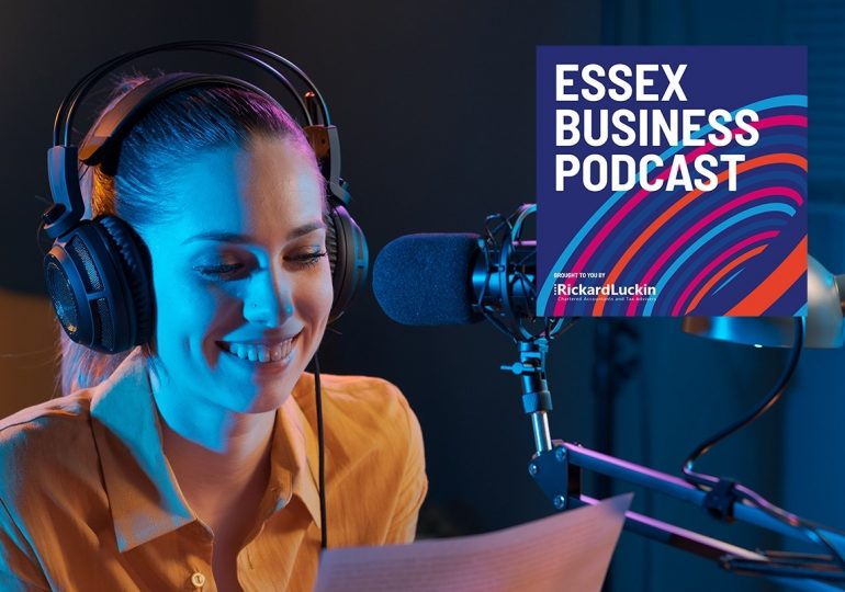 Essex Business Podcast is launched