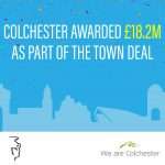 Colchester attracts additional £18.2m investment into borough